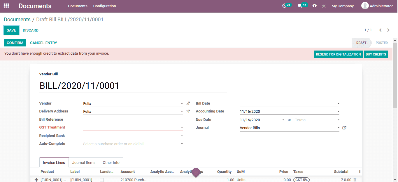 accounting-documents-in-odoo-14