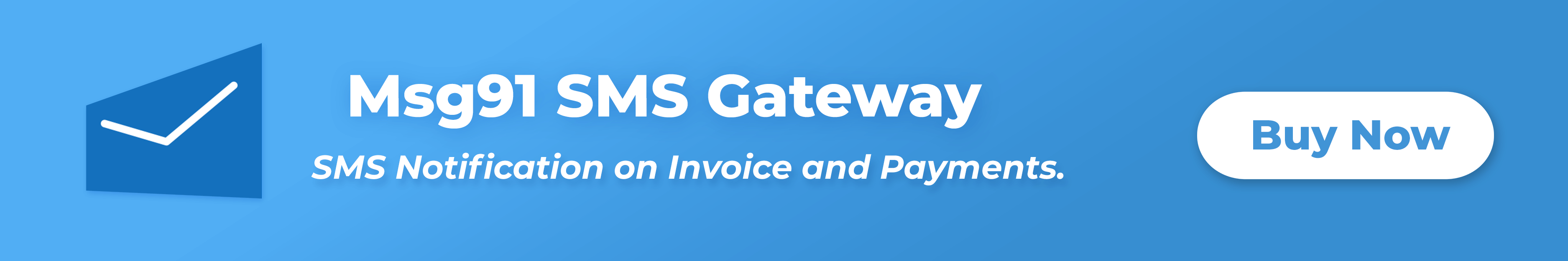 msg91 sms gateway integration