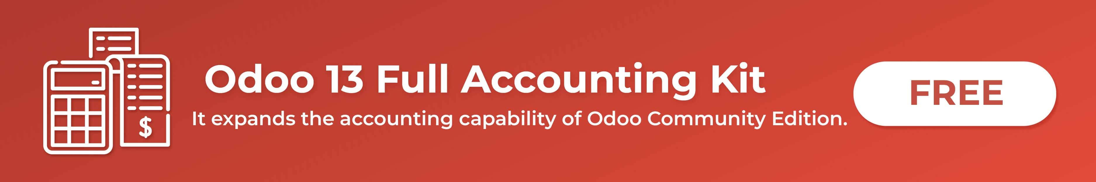 odoo 13 full accounting kit