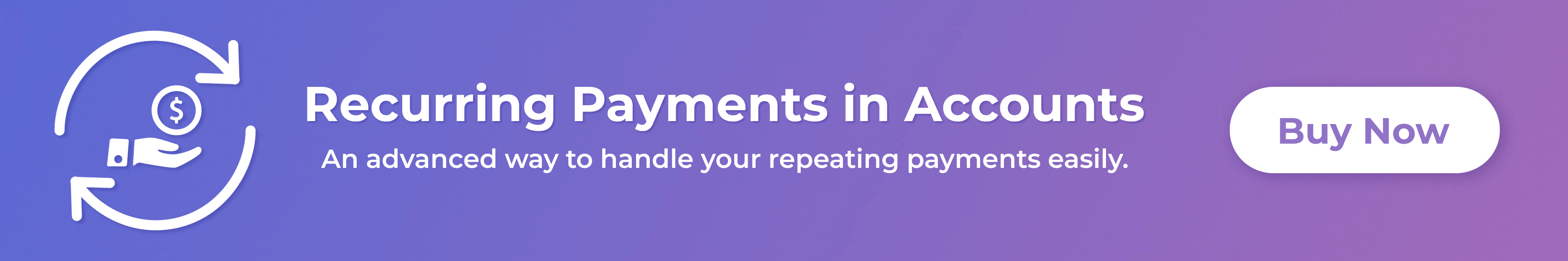 recurring payments odoo-12