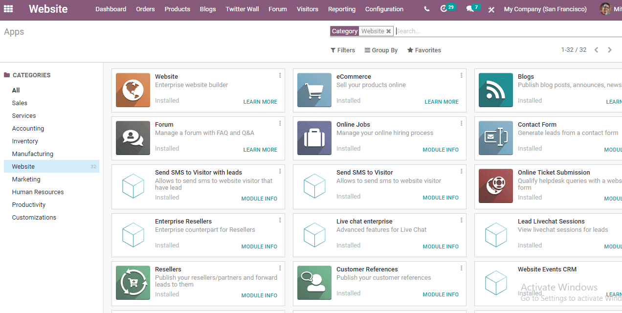 advantages-of-odoo-ecommerce-integration