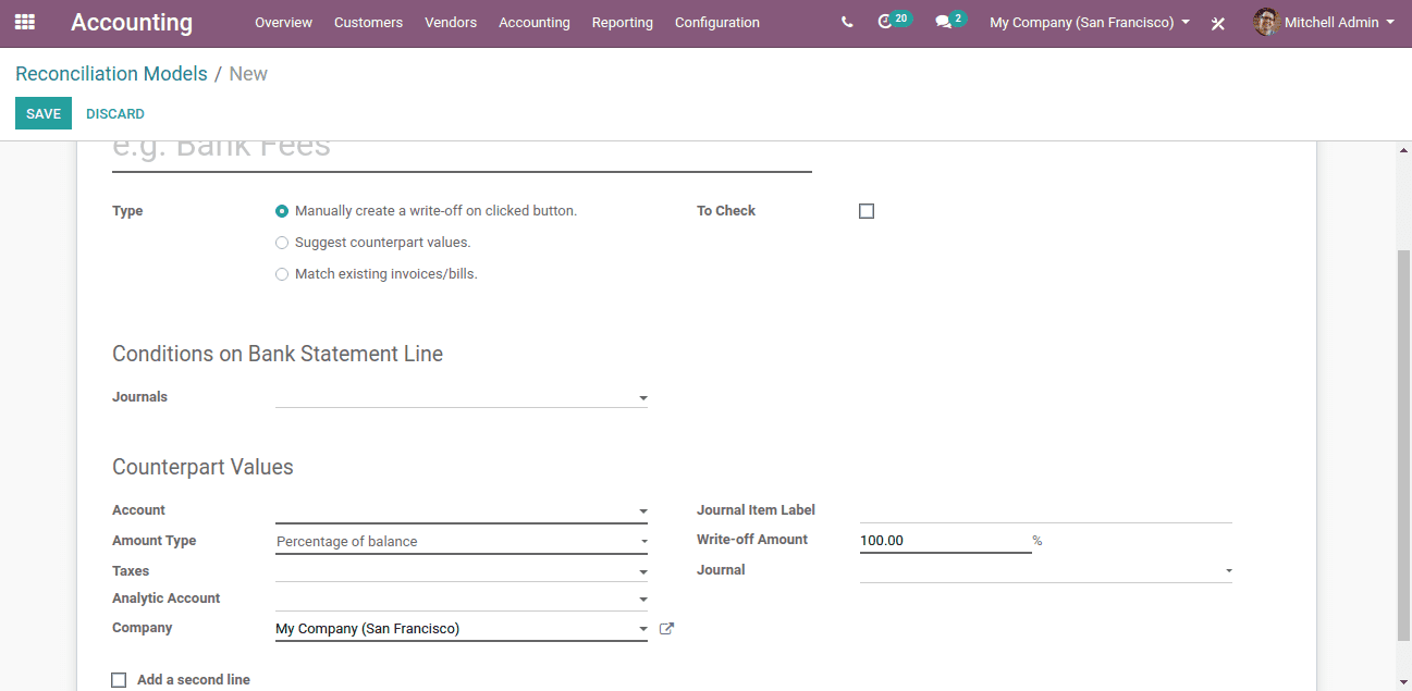 bank-reconciliation-in-odoo-13-cybrosys