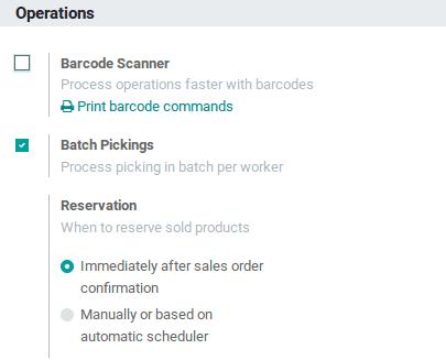 batch pickings in odoo v12