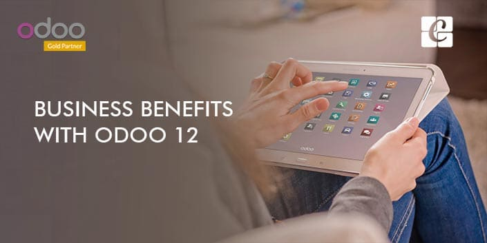 Business Benefits with Odoo 12