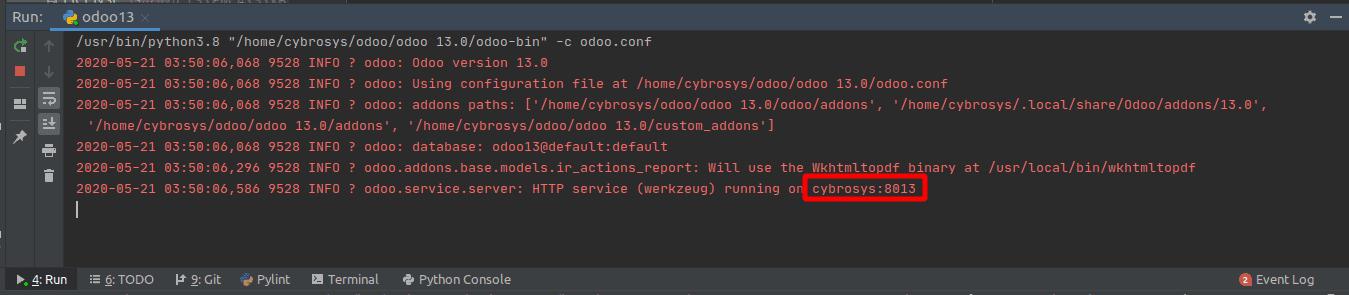 configure-pycharm-odoo-13-development-ubuntu-20-04