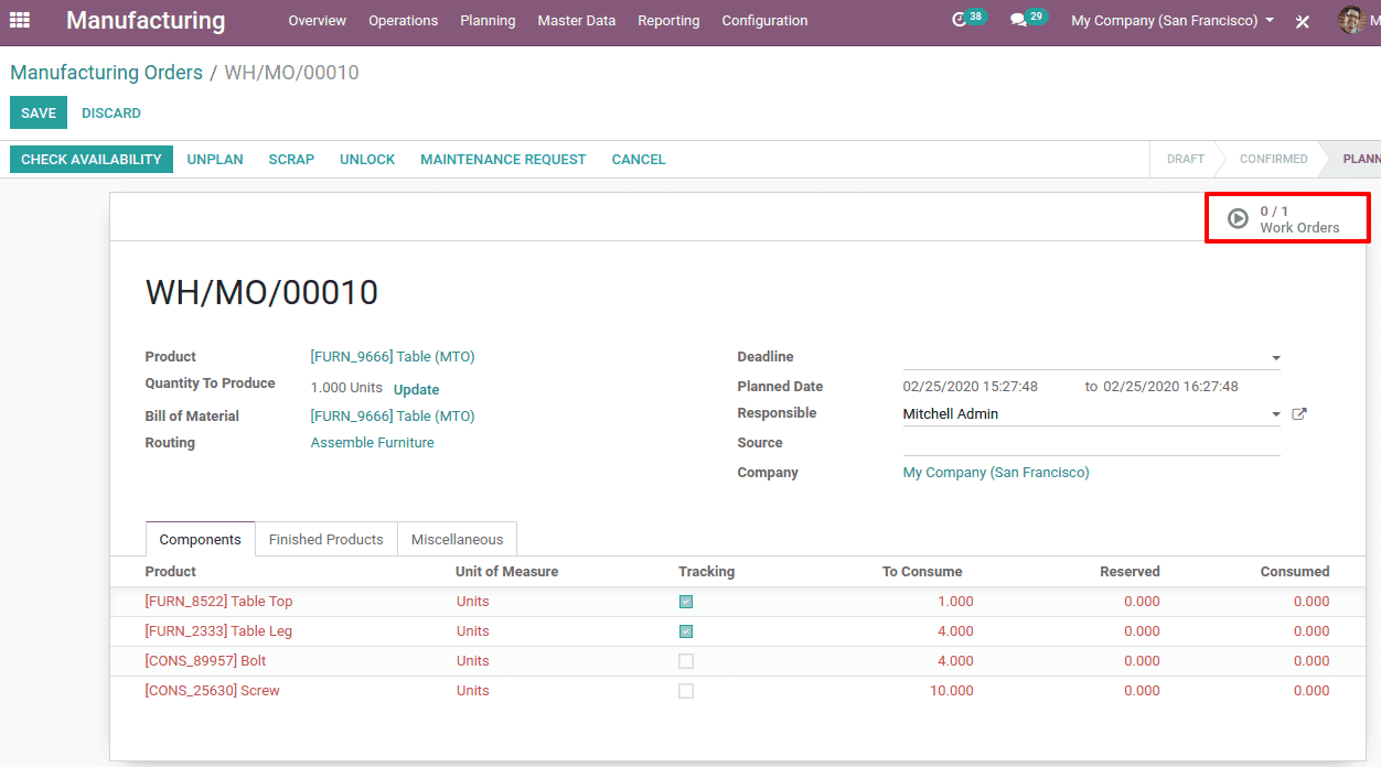 cost-computation-of-finished-goods-in-odoo-13