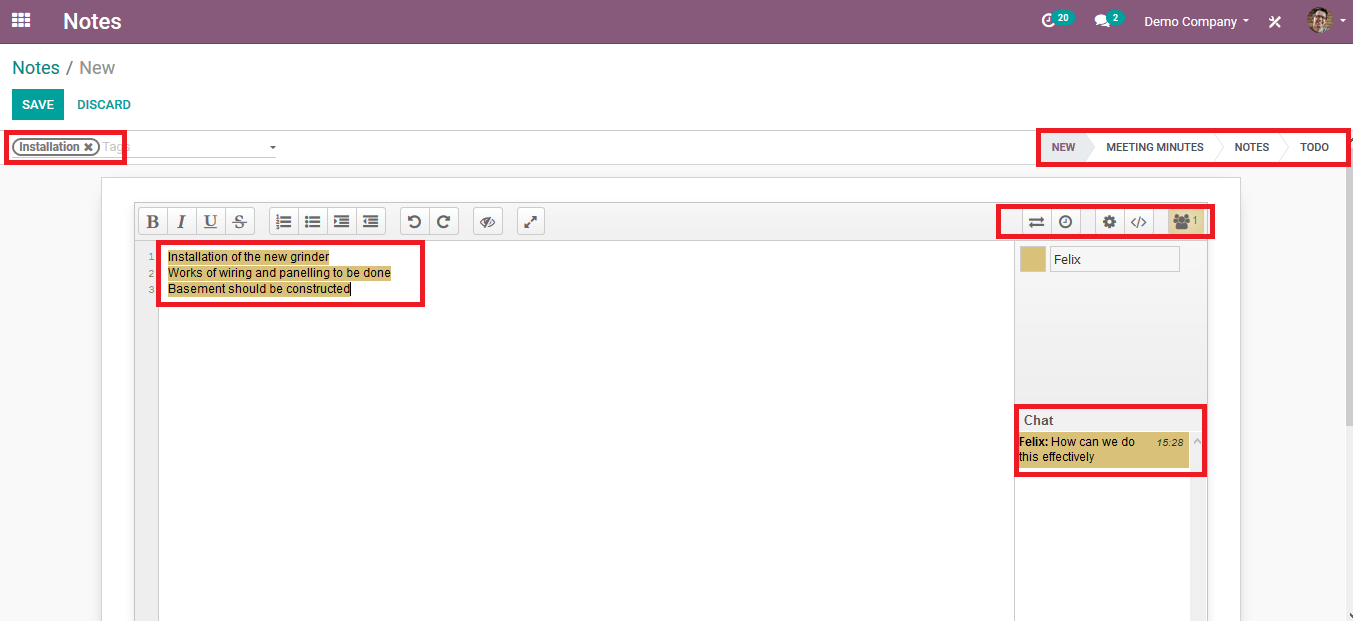create-notes-in-odoo-13-cybrosys