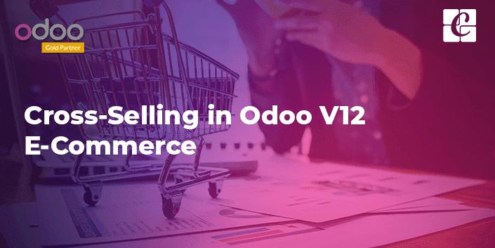 Cross-Selling in Odoo v12 E-commerce