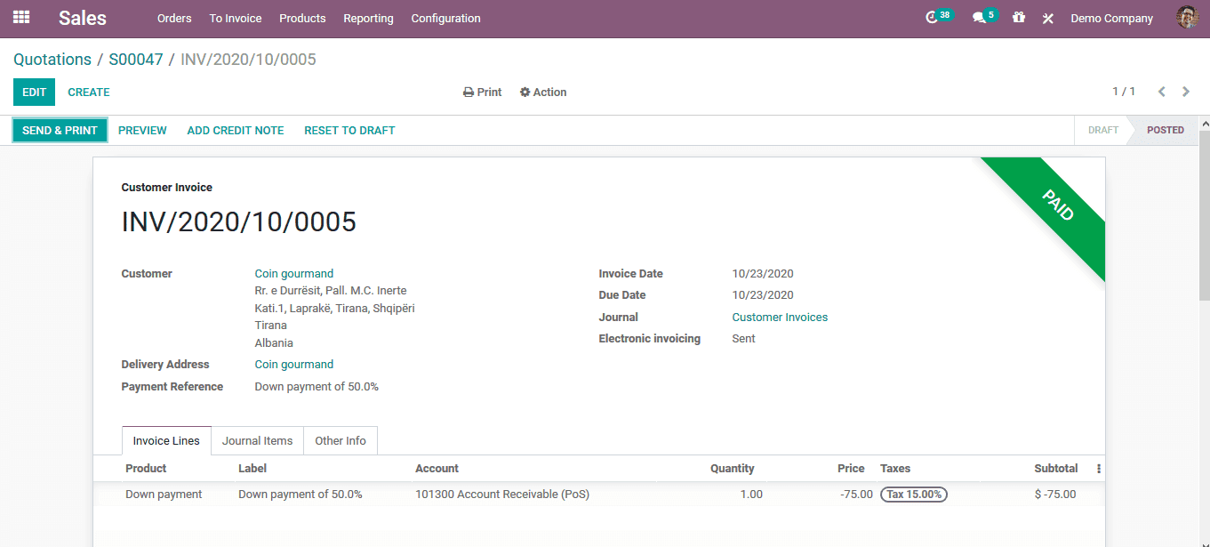 down-payments-odoo-14-cybrosys