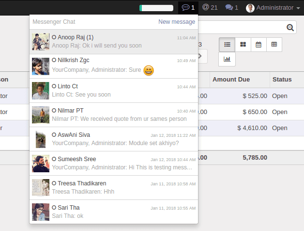 facebook-messenger-chat-in-odoo-12-cybrosys