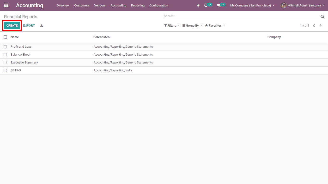 financial-report-configuration-in-odoo-13
