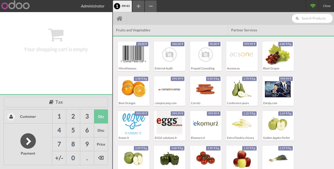 how-to-config-fiscal-positions-in-pos-odoo10-4-cybrosys