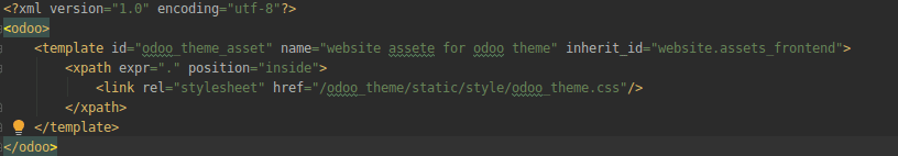 how-to-create-a-theme-module-odoo-12-cybrosys