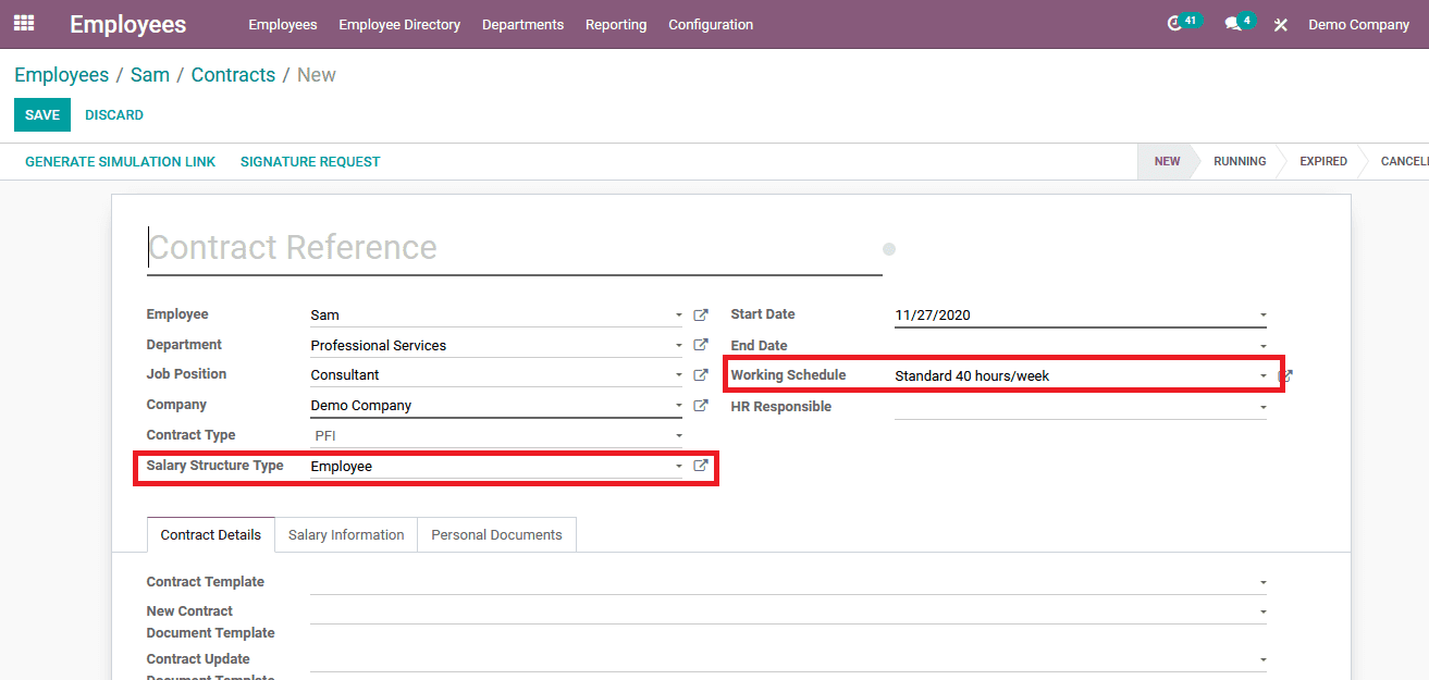 how-to-create-employee-contract-in-odoo-14-cybrosys