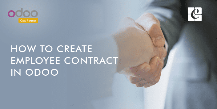 How To Create Employee Contract In Odoo