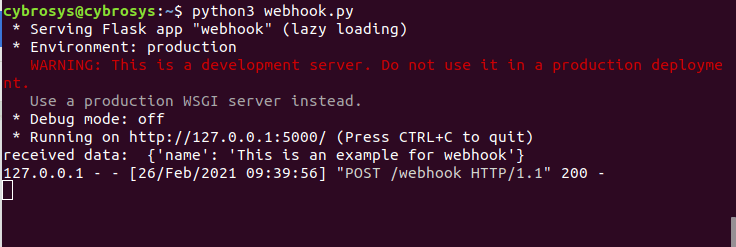 how-to-create-webhook-in-python-cybrosys