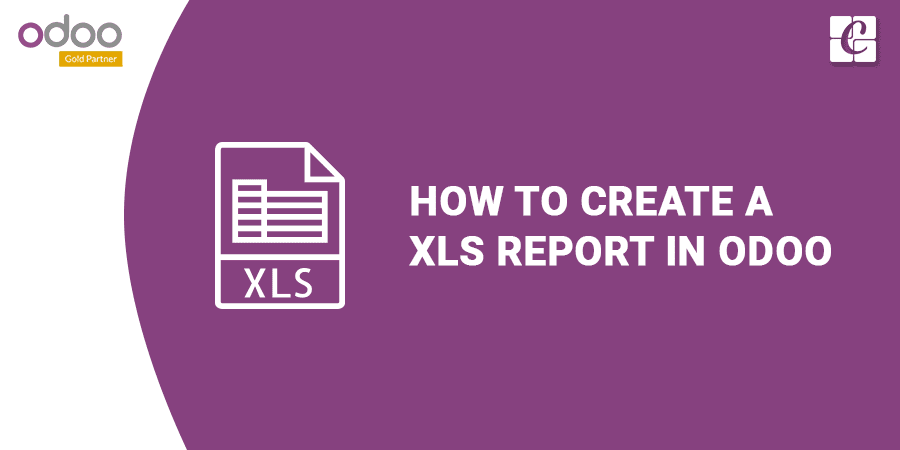 How to Create a XLS Report in Odoo ?