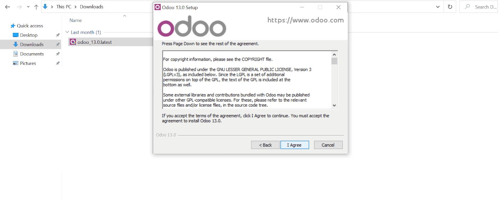 how-to-install-odoo-in-windows-cybrosys