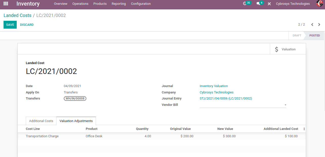 how-to-integrate-landed-cost-in-odoo-14