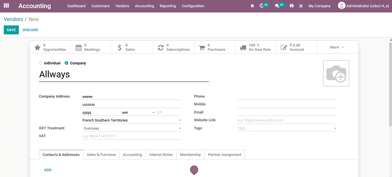 how-to-manage-different-addresses-to-a-customer-in-odoo-14