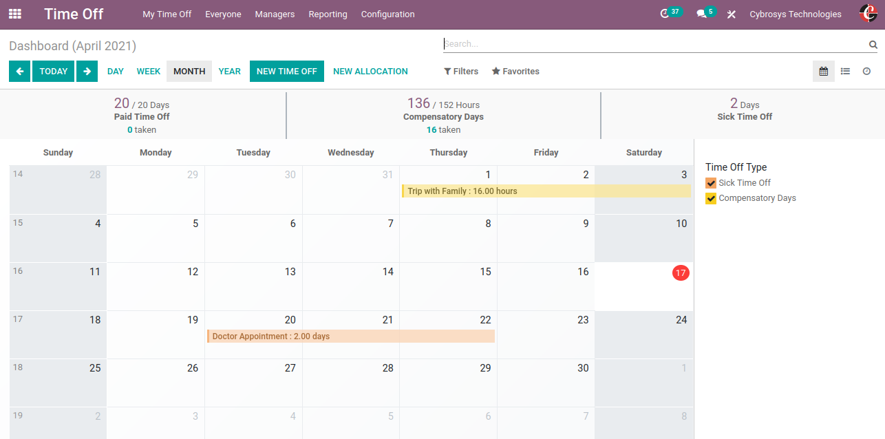 how-to-manage-time-off-in-odoo-14