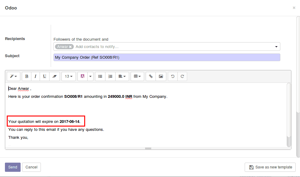 how-to-revise-quotation-odoo-cybrosys