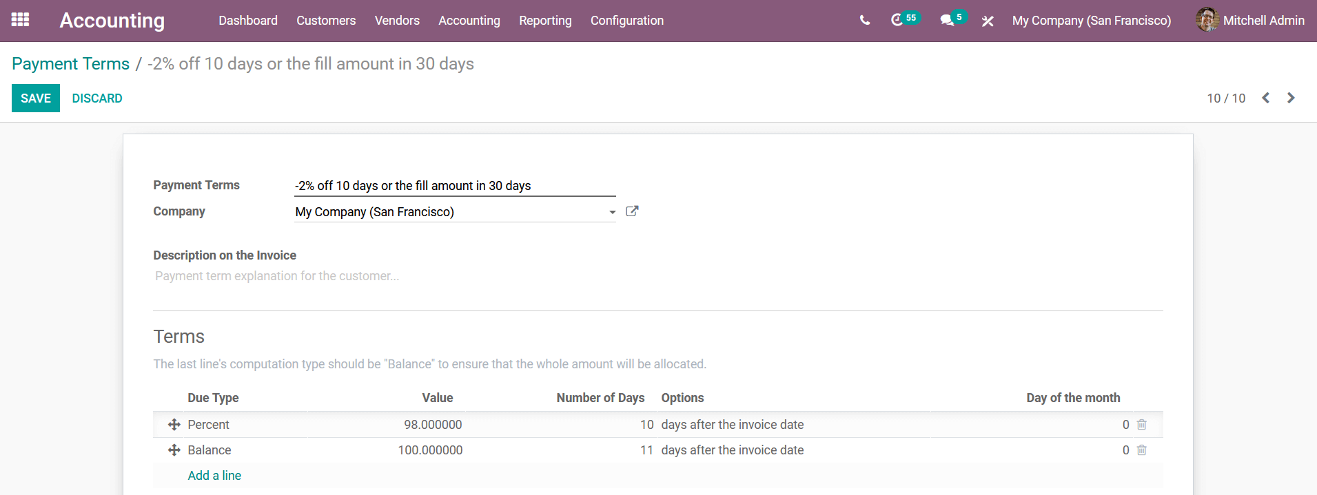 how-to-set-up-cash-discounts-in-odoo