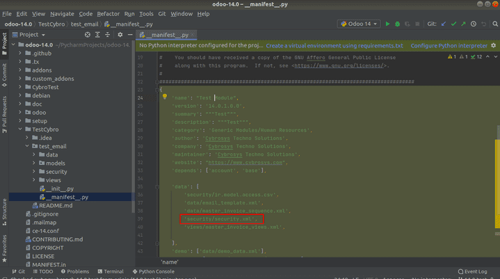 how-to-setup-version-control-using-git-pycharm-cybrosys