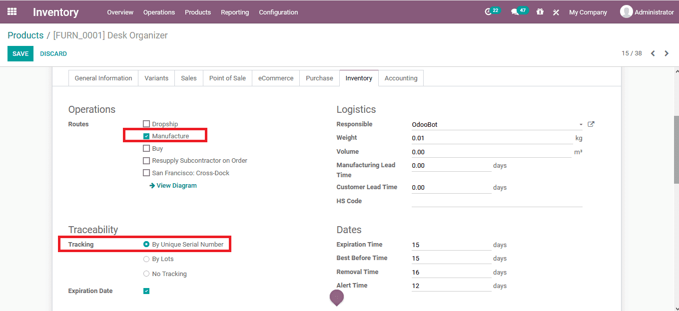 how-to-track-products-in-odoo-14-manufacturing