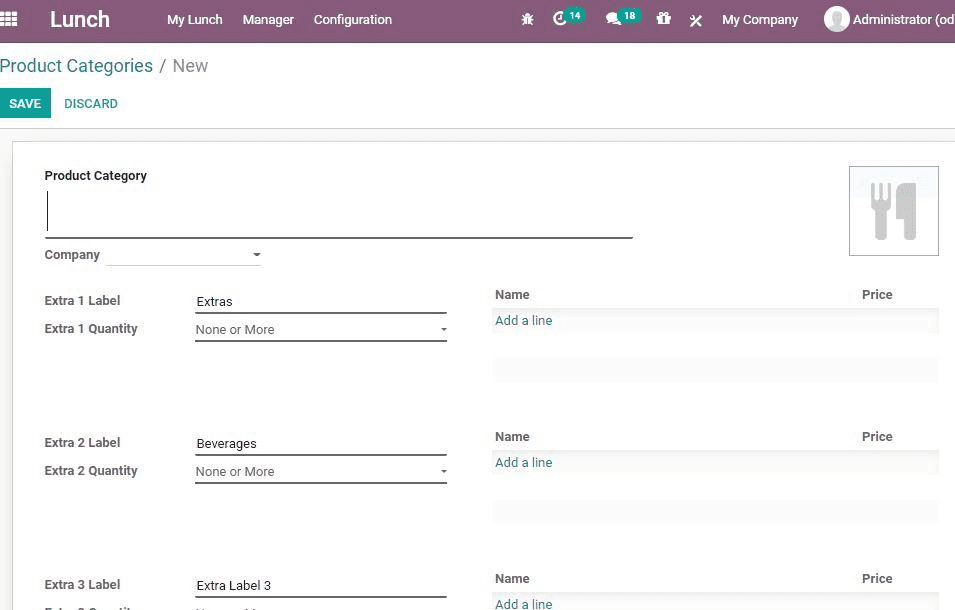how-to-use-lunch-module-odoo-14-cybrosys
