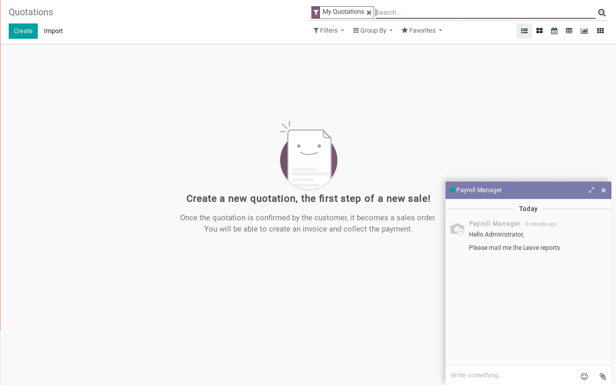 magnify your business communication with odoo discuss