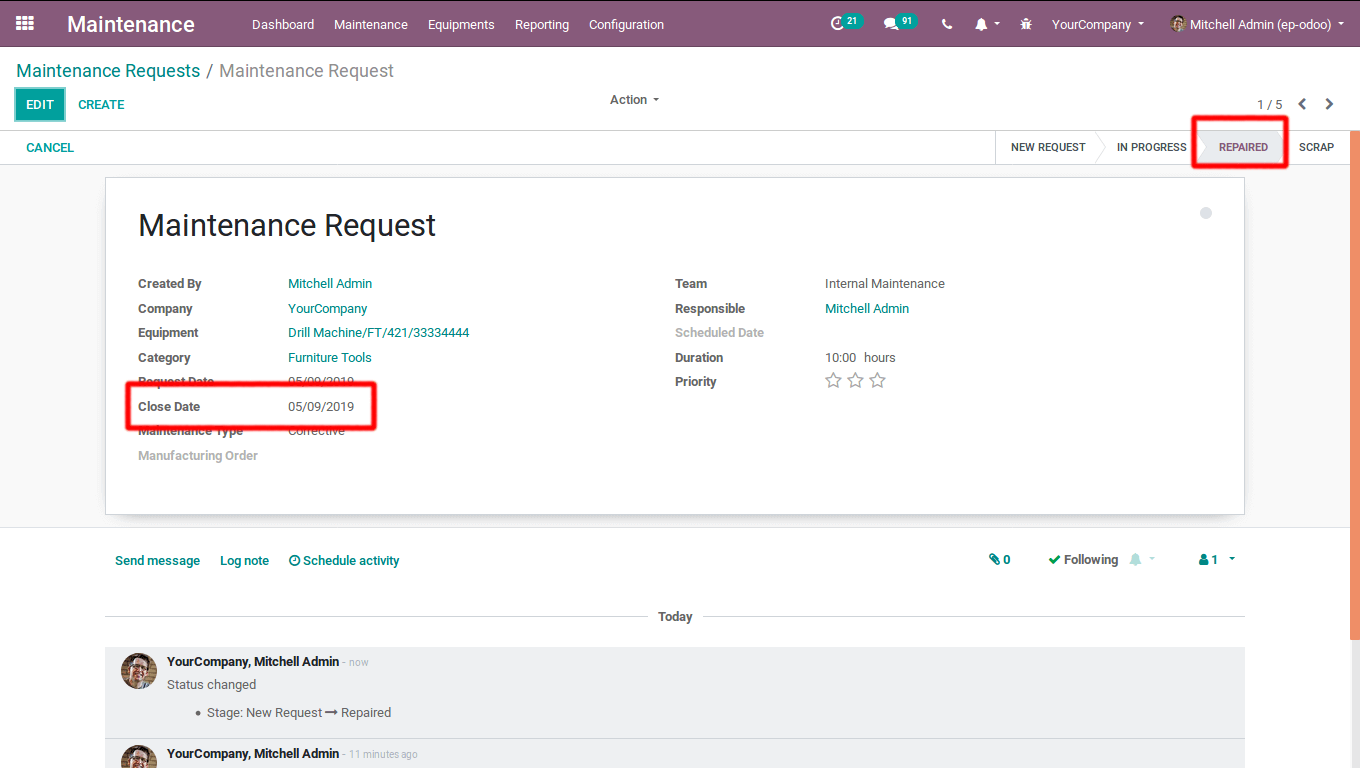 maintenance-management-in-odoo-v12-cybrosys-10
