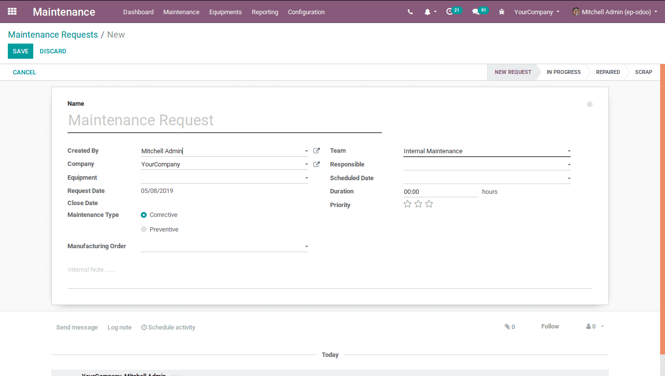 maintenance-management-in-odoo-v12-cybrosys-6