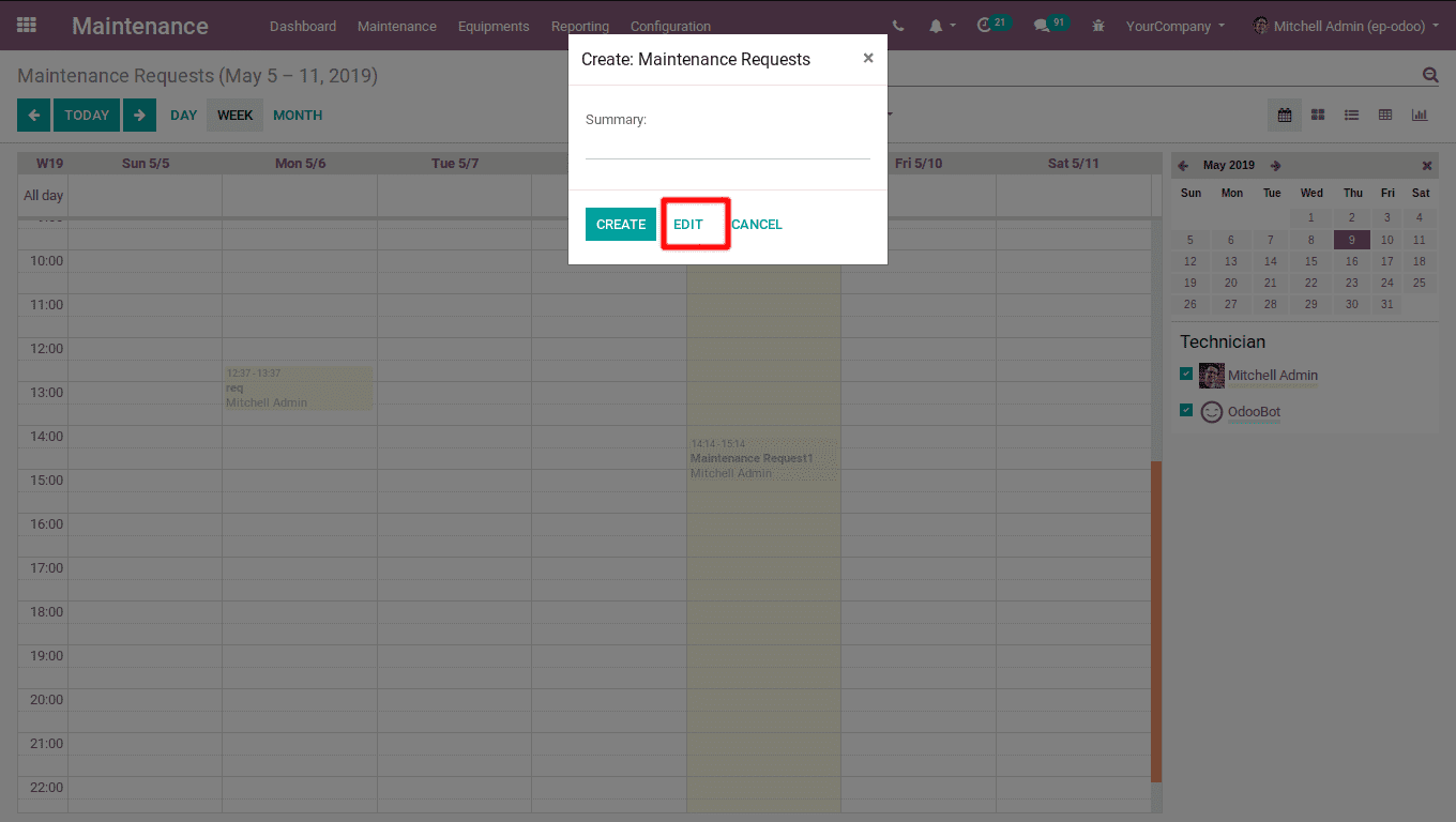 maintenance-management-in-odoo-v12-cybrosys-8