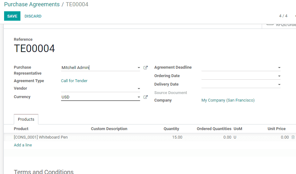 manage-purchase-order-with-odoo-14