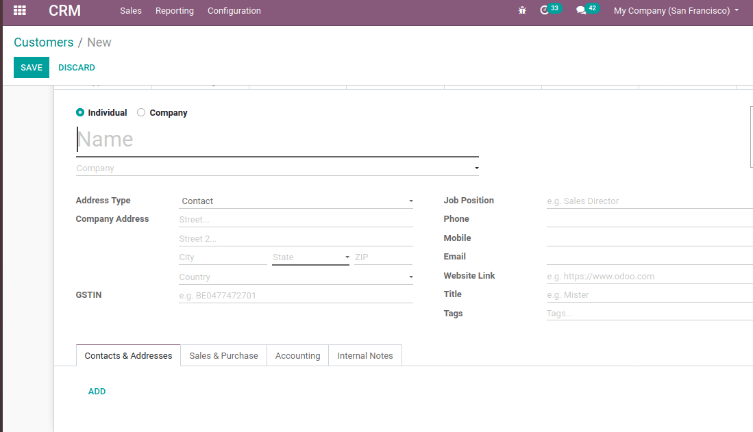 managing-different-address-to-a-customer-in-odoo-13
