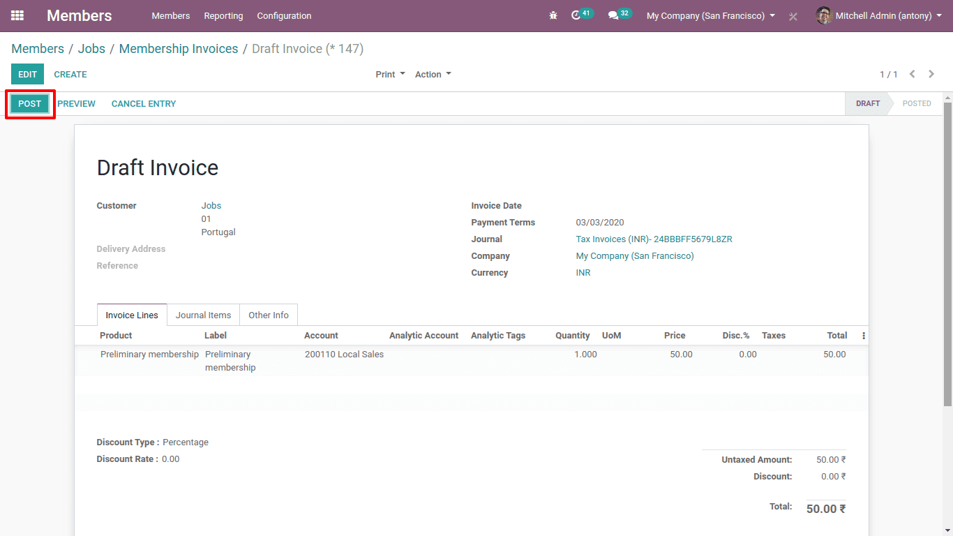 membership-management-in-odoo-13