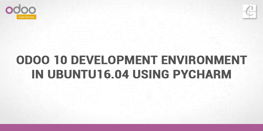 How to Configure Pycharm for Odoo Development in Ubuntu 16 04?