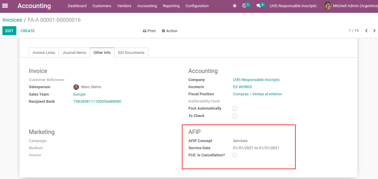 odoo-14-fiscal-localization-argentina- cybrosys