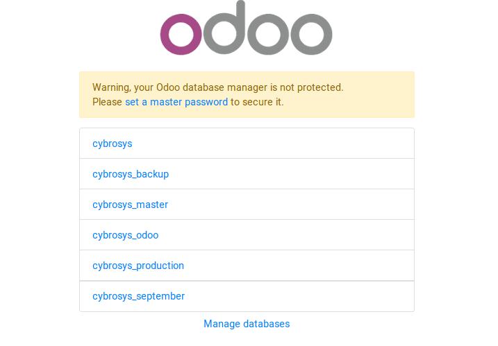 odoo-deployment-cybrosys