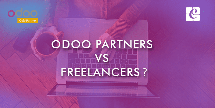 Odoo Partners Vs Freelancers