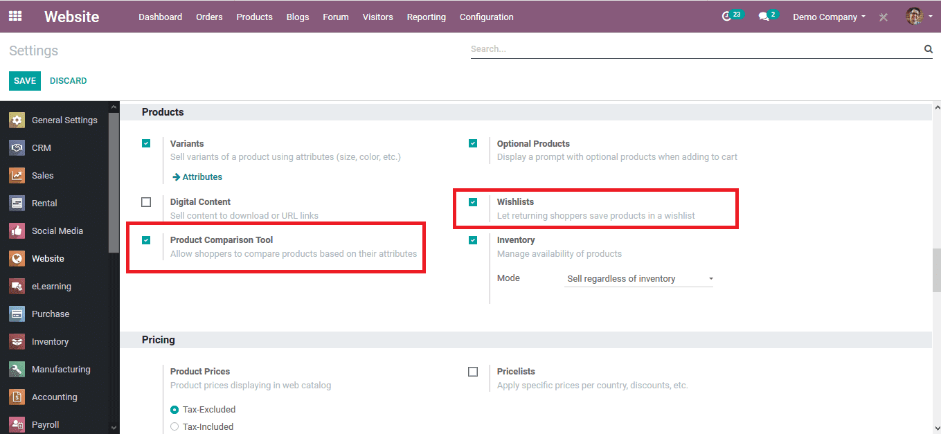 product-comparison-tool-and-wishlist-option-in-odoo-13