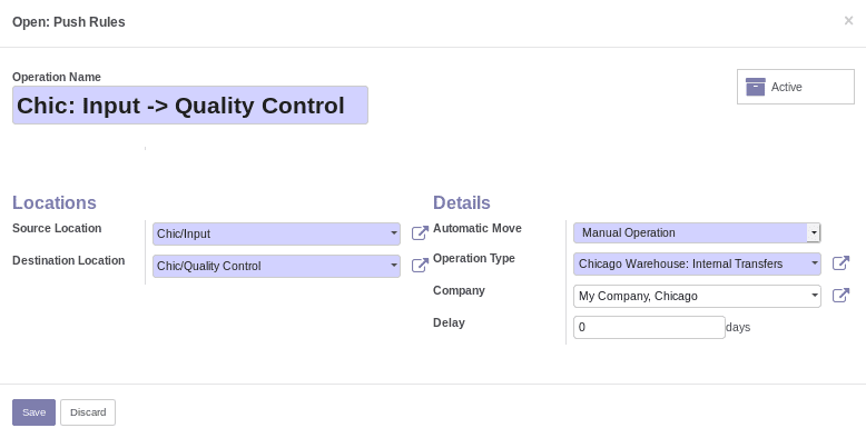 push and procurement rules in odoo-cybrosys