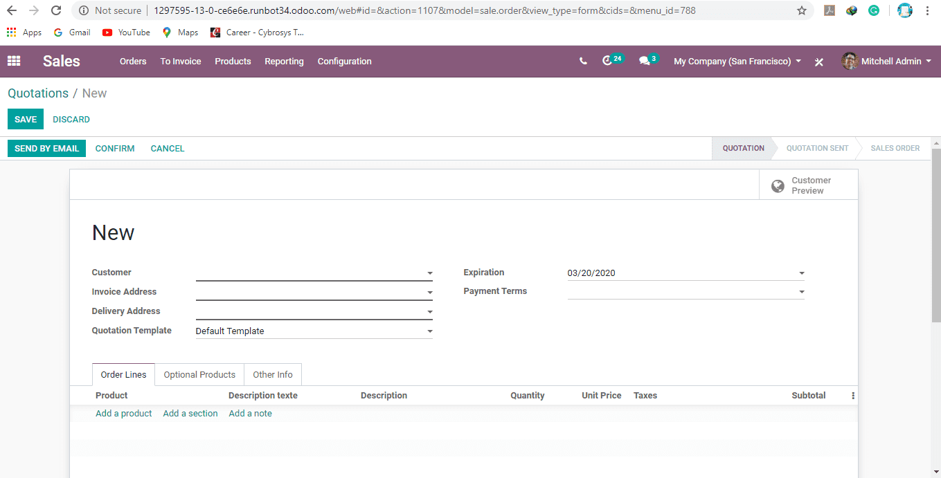 sales-and-crm-in-odoo-13