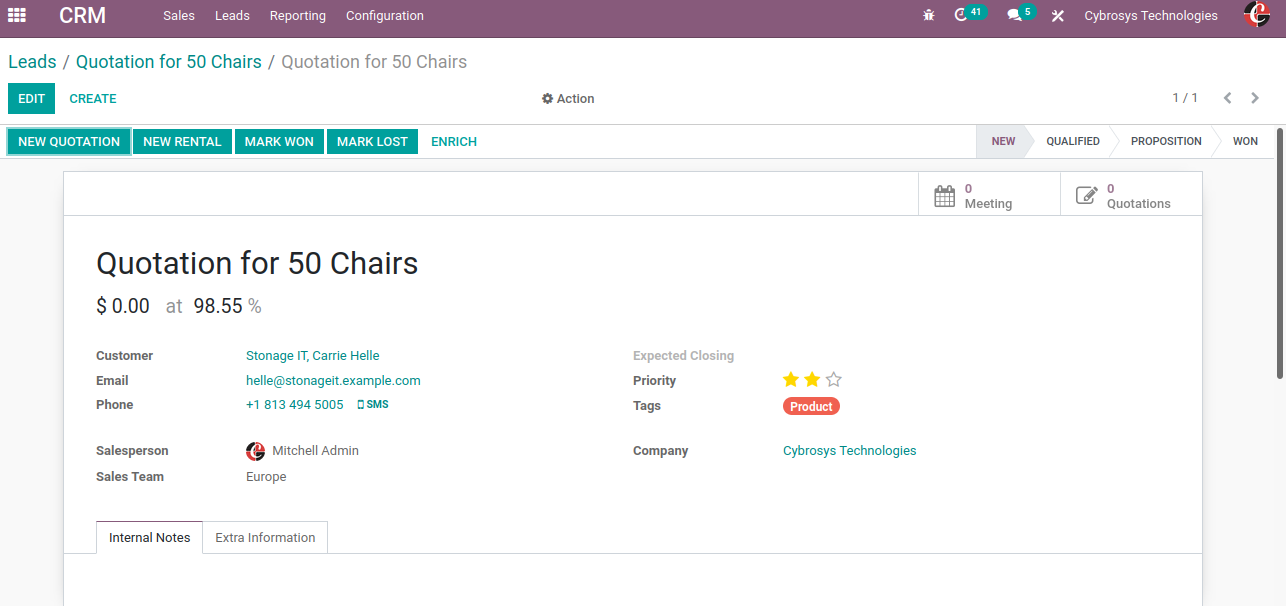 sales-and-crm-in-odoo-14