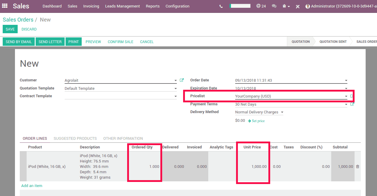 sales-price-list-in-odoo-6-cybrosys