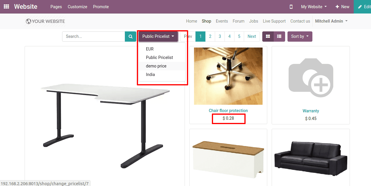 sales-price-list-management-in-odoo-13
