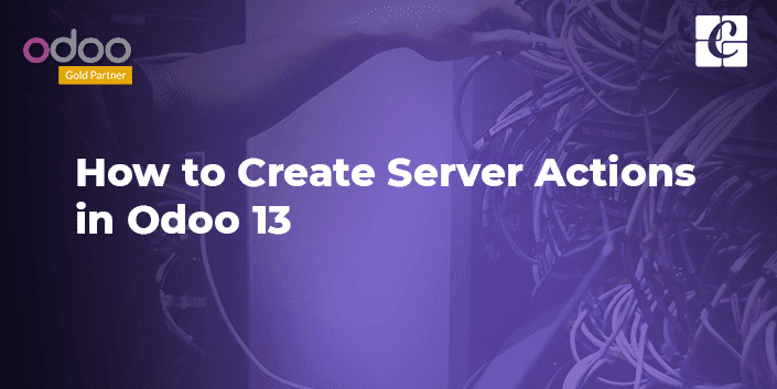 How to Create Server Actions in Odoo