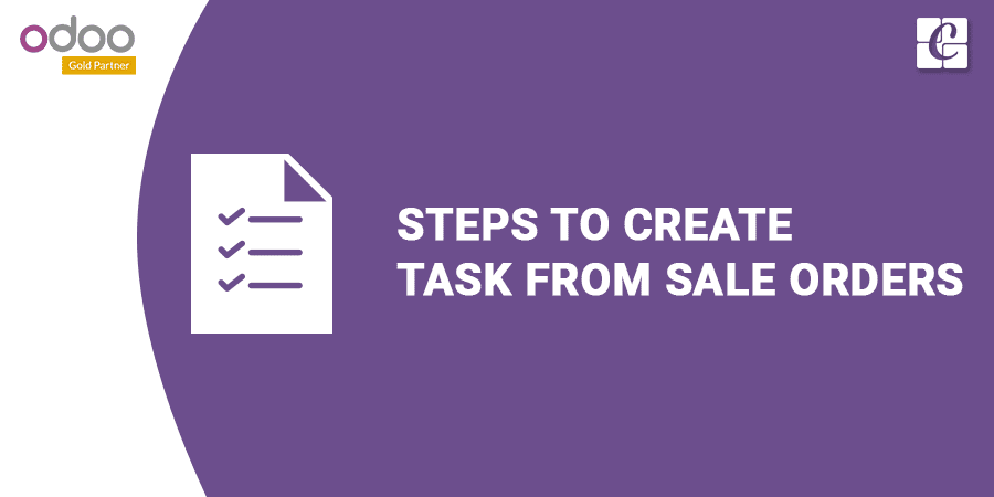Steps to create Task from Sales Order