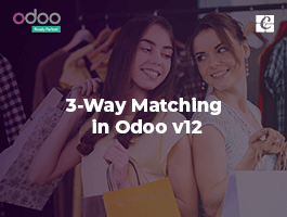 3-Way Matching in Odoo V12